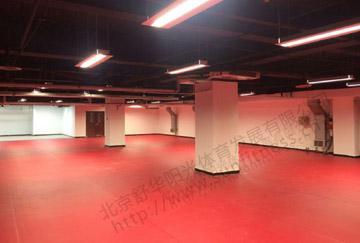 北京舒华阳光 场馆照明 室内乒乓球  PVC