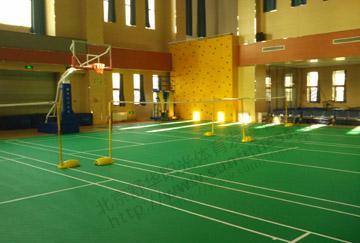 北京舒华阳光 场馆照明 室内篮球场 羽毛球场 攀岩  木地板 PVC LED防眩灯具