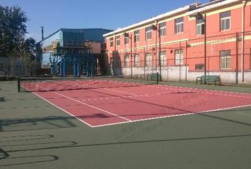 北京舒华阳光 场地照明 室外篮球场 网球场 硅pu 丙烯酸  LED防眩灯具