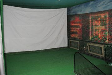 北京舒华阳光 室内健身 智能 模拟高尔夫