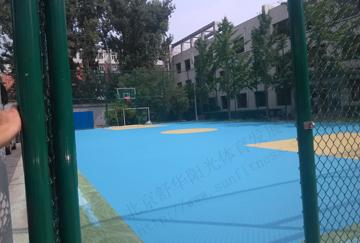 北京舒华阳光 场地照明 室外篮球场  防眩灯具