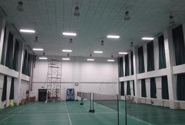 北京舒华阳光 场馆照明 室内羽毛球馆  防炫灯具
