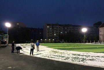 北京舒华阳光 场地照明  风雨操场 投光灯