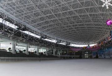北京舒华阳光 场馆装修 LED照明  钢结构 运动场