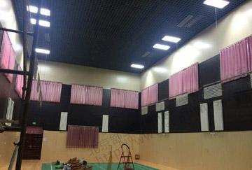 北京舒华阳光 场馆照明  室内羽毛球馆  LED防眩灯具