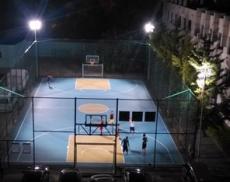 北京大兴公安局篮球场项目