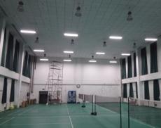 中科院生态环境研究中心羽毛球场