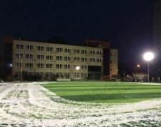 北京兴隆小学风雨操场照明工程
