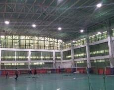 北京市第八十中学体育馆灯光改造工程