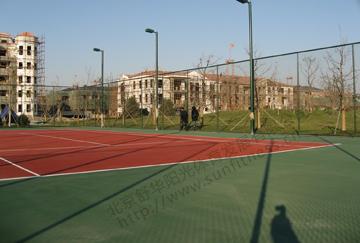 北京舒华阳光 场地照明 室外篮球场 网球场 丙烯酸  金卤灯