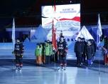 北京中小学生冬季运动会开幕 近800人角逐13个项目